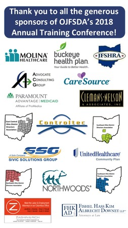 2018 Conference Sponsors